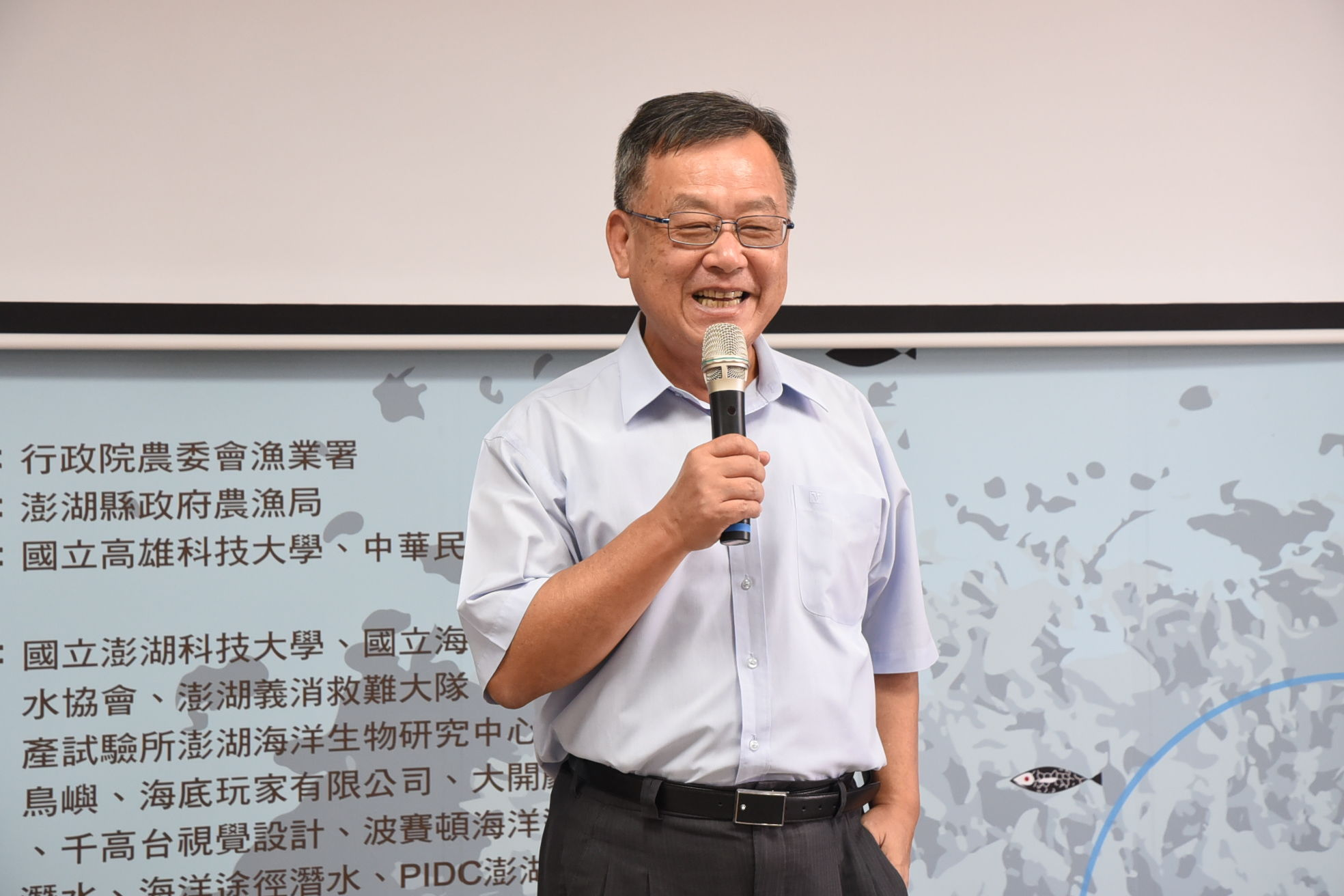 County Mayor Lai addressed the occasion